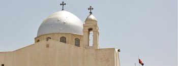 Walking and praying with the Christians of Syria