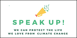 Climate Coalition Speak Up Week of Action
