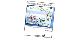 Free refugee law book for Refugee Week