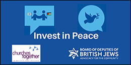 Invest in Peace at Methodist Conference