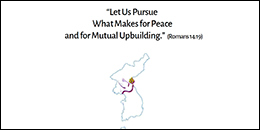 Day of Prayer for Peace on the Korean Peninsula