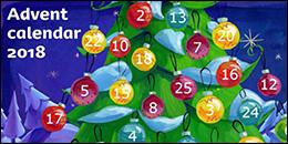 CAFOD schools Advent calendar