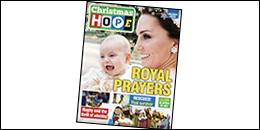 Christmas Hope magazine