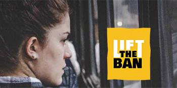 Lift the ban