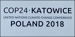 COP24 climate summit in Katowice, Poland