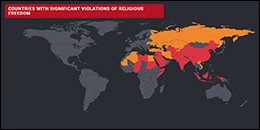 Religious freedom report 2018