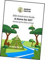 Season of Creation celebration guide 2021
